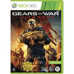 [É FÁCIL] Jogo Xbox 360 Gears of War: Judgment - Microsoft por R$ 38