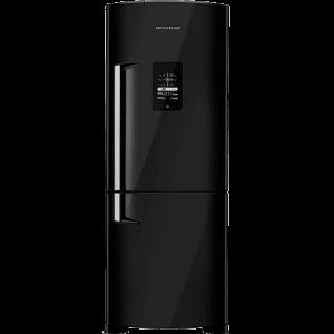 [AMERICANAS] Refrigerador Frost Free BRE50NE Inverse Preto 422 Litros - Brastemp