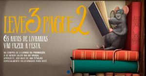 [Livrarias Curitiba] - Livros 'Leve 3 Pague 2'