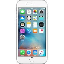 "[CARTAO SUBMARINO] iPhone 6 64GB Prata Tela 4.7"" iOS 8 4G Câmera 8MP"