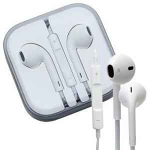 [FASTSHOP] Fone de Ouvido Branco Apple EarPods - MD827BZA