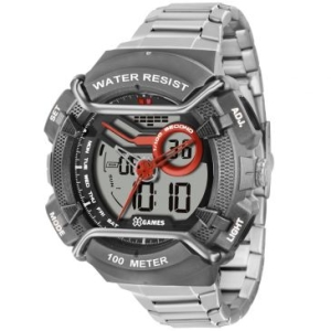 [Clube do Ricardo] Relógio Masculino X Games - R$89,90