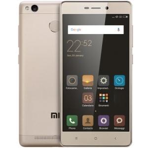 [GEARBEST] Xiaomi Redmi 3S 3GB RAM 4G Smartphone  -  GOLDEN por R$ 478