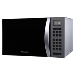 [EFACIL] Forno Micro-ondas 32 Litros NN-ST674SRUK Inox 110V - Panasonic  POR R$ 501