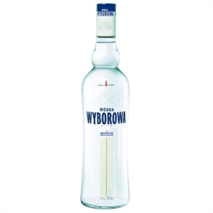 [EFACIL] Vodka Garrafa 1 Litro - Wyborowa POR R$38