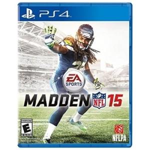 [ZIGSTORE] Madden NFL 15  PS4 - Mídia Física - R$44,65 (boleto)
