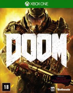 [Saraiva] Doom - Xbox One por R$ 81
