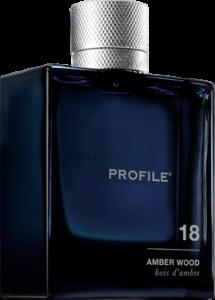 [Profile4Men] Perfume masculino 18 Amber Wood! > GRÁTIS!