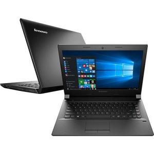 "[ShopTime] Notebook Lenovo B40-30 Intel Celeron Dual Core 4GB 500GB LED 14"" Windows 10 Preto - R$ 1.088,00"