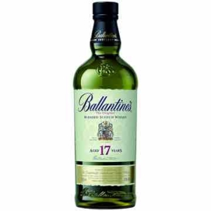 [Efacil] Whisky Escocês 17 Anos Garrafa 750ml - Ballantine's por R$ 189