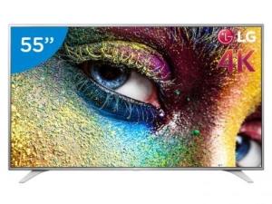 [MAGAZINE LUIZA] Smart TV LED 55 LG 4K Ultra HD 55UH6500 - Conversor Digital 3 HDMI 2 USB Wi-Fi - R$3799