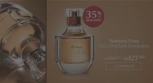 [Natura] Natura Una Deo Parfum Feminino - 75ml R$ 115