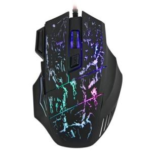 [GearBest] Wired Gaming Mouse 7 botões, LED, USB - DE R$45,00 POR R$16,00