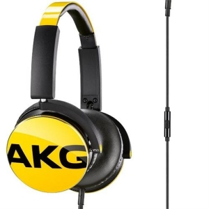 [Americanas] Fone De Ouvido Y50 Amarelo P2 Akg - R$195,00