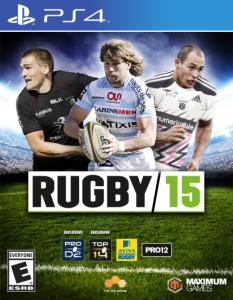 [Saraiva] Jogo Rugby 15 - PS4 - R$18