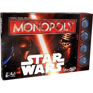 [Submarino] Jogo Monopoly Star Wars - Hasbro por R$ 30