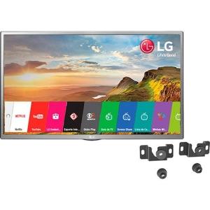 """[Submarino] Smart TV LG LED 32"""" 32LH560B HD 2 HDMI 1 USB Painel Ips Com Miracast e Widi 60Hz + Suporte Universal Fixo Para Tv De 14 A 84"""" Uni100 Línea por R$ 1149"""