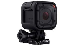 [Peixe Urbano] GoPro Hero 4 Session CHDHS-101 Preta 8MP, Wi-Fi, Bluetooth, Full HD, cartão de 16GB ou 32GB por R$1249