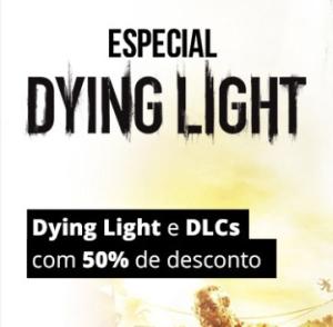 [NUUVEM] ESPECIAL DYING LIGHT (Dying Light e DLCs com 50% de desconto) - DLCs a partir de R$ 2,50
