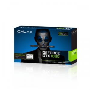 [KABUM] Placa de Vídeo VGA Galax Geforce GTX 1080 Entusiasta EXOC - R$2930