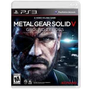 [Clube do Ricardo] Metal Gear Solid V: Ground Zeroes para Playstation 3 (PS3) por R$18