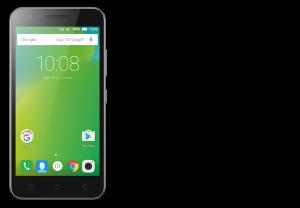 """[Submarino] Smartphone Lenovo Vibe C2 Dual Chip Android 6.0 Tela 5"""" 16GB 4G Câmera 8MP - Preto por R$ 554"""