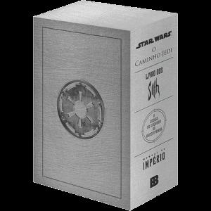 [Submarino] - Kit Livros Star Wars - O Caminho Jedi + Livro dos Sith + O Manual do Caçador de Recompensa e Manual do Império