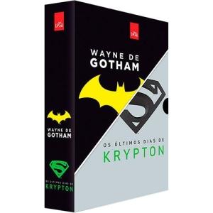 [Submarino] - Wayne de Gotham e Os Últimos Dias de Krypton + Camiseta