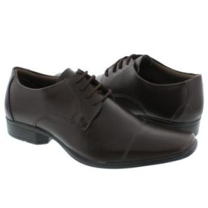 [Ricardo Eletro] Sapato Social Faraton Marrom - R$29,90