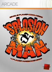 [Microsoft] Jogo Splosion Man (Xbox One e 360) - Grátis
