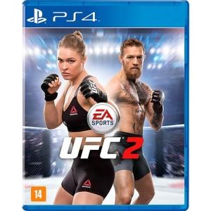 [Submarino] Game UFC 2 - PS4 por R$ 105
