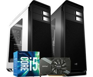 [Pichau] COMPUTADOR PICHAU GAMER, I5-6400, ZOTAC GTX 1060 3GB, 8GB DDR4, 1TB, G42 por R$ 2829,09