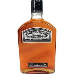 [EFACIL] Whisky Importado Gentleman Garrafa 1 Litro - Jack Daniels POR R$ 159