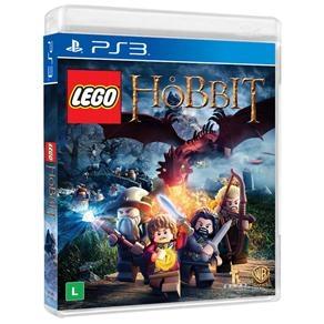 [Extra] Jogo Lego O Hobbit PlayStation 3  - R$36