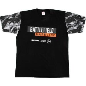 [Submarino] - Camiseta Battlefield Hardline Gola Preta - R$10