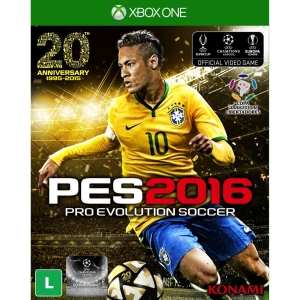 [Casas Bahia/Extra/Ponto Frio] Pro Evolution Soccer 2016 (PES 2016) para Xbox One - R$29,90