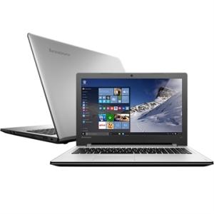 """[EFACIL] Notebook Ideapad 300 80RS0003BR Intel Core I7, 8GB RAM, HD 1TB, Placa Dedicada 2GB, Tela 15.6"""", Windows 10, Prata - Lenovo POR R$ 2512"""