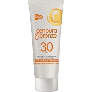 [Sou Barato] Protetor Solar Facial Cenoura e Bronze FPS 30 - 50g por R$20
