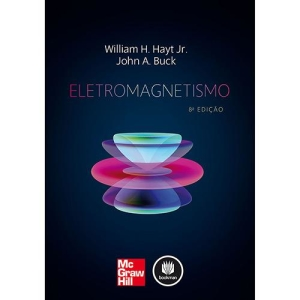 [Lojas Americanas] Livro de Eletromagnetismo (Hayt) - R$ 67,68