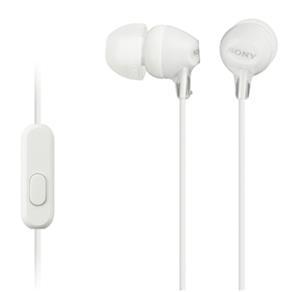 [Extra] Sony: Fone de ouvido com microfone integrado  - R$25