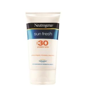 [Ikesaki] Protetor Solar Neutrogena Sun Fresh 120ml FPS 30 por R$29