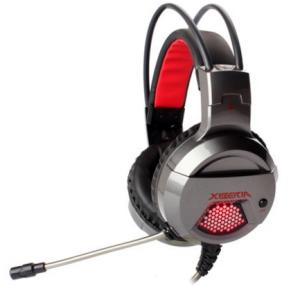 [Kabum] Headset X6 Gamer Leadership - R$146