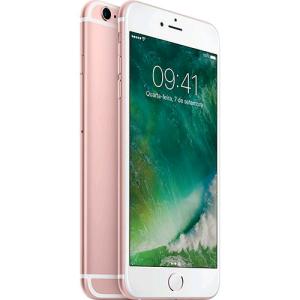 """[Submarino] iPhone 6s Plus 16GB Ouro Rosa Tela 5.5"""" iOS 9 4G 12MP - Apple"""