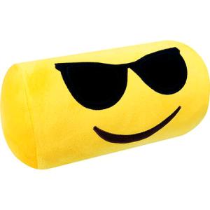 [Americanas] Almofada Emoji Óculos Escuros Rolinho - Dartel Toys - R$ 11
