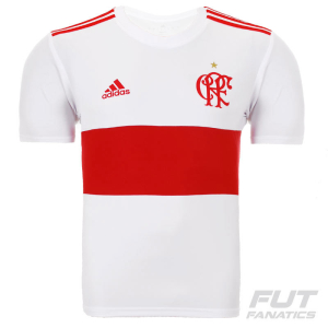 [Fut Fanatics] Camisa Adidas Flamengo II 2015 Torcedor por R$ 97
