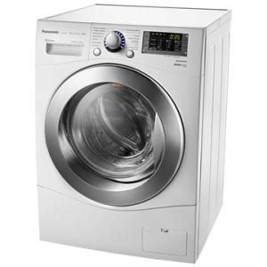 [EFACIL] Lavadora e Secadora de Roupas 10,2 Kg NA-S106F1WB Inverter Econavi e Espuma Ativa Branca - Panasonic POR R$ 2977