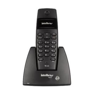 [Clubedoricardo]Telefone sem fio TS40 - R$ 59,90