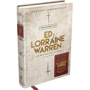 [Submarino] Livro - Ed & Lorraine Warren: Demonologistas (Arquivos Sobrenaturais)  por R$ 33
