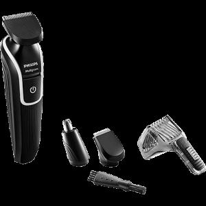 [Americanas] Kit Aparador de Pelos Philips Multigroom QG3339/15 Bateria Recarregável 12W por R$80
