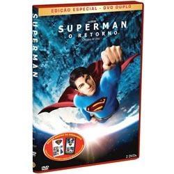 [SUBMARINO] - DVD DUPLO SUPERMAN O RETORNO - 9,90